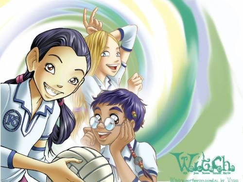 Картинки Winx Трикс и чародеек для ХайЛин,Леденая Айси и boni